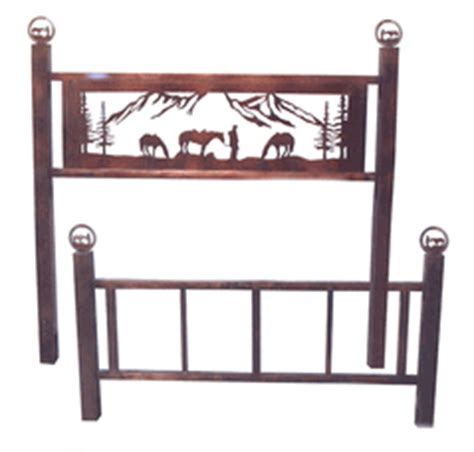 western bed frame western bed frame room ideas