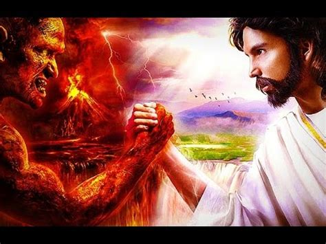 imagenes de dios venciendo a satanas tyrannical evil vs trump love youtube