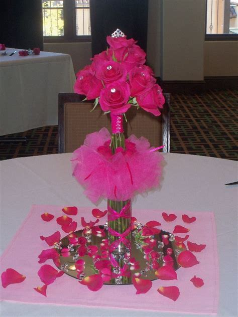 Ballerina Baby Shower Centerpieces by A Bloomin Adventure Ballerina Baby Shower 187 A Bloomin Adventure