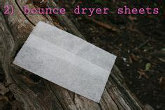 dryer sheets and bed bugs the cing journal rv log book camping pinterest rv