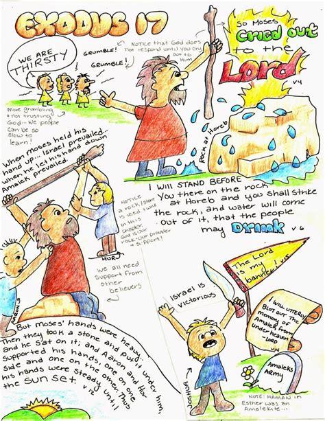 doodle new study 90 best exodus images on bible bible