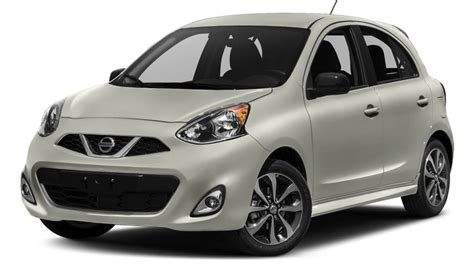 nissan canada price lease a 2017 nissan micra s automatic 2wd in canada