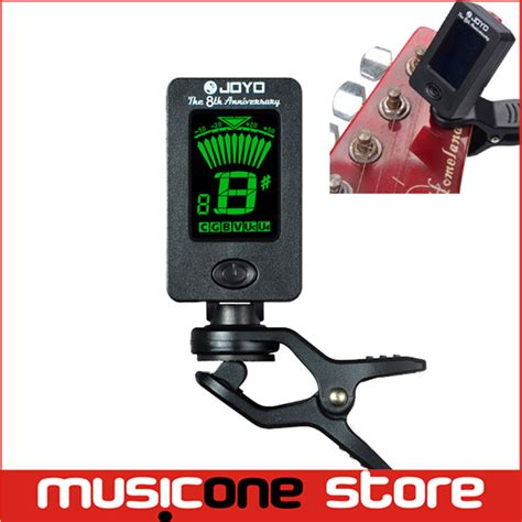 Joyo Tuner Gitar Stem Guitar Rotatable 360 Degree Diskon joyo tuner gitar rotatable 360 degree jt 01 black jakartanotebook