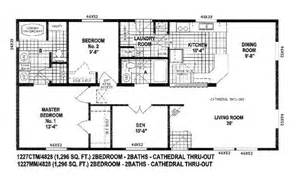 Double Wide Floor Plans Skyline Triple Wide Floor Plans Floor Plans For Double