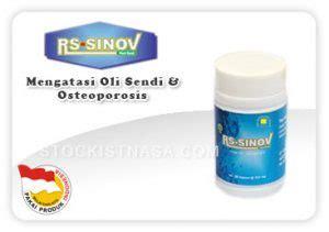 Rs Sinov Untuk Sendi Dan Osteoporosis Distributor Nasa Bekasi rs sinov herbal untuk mengatasi oli sendi dan osteoporosis