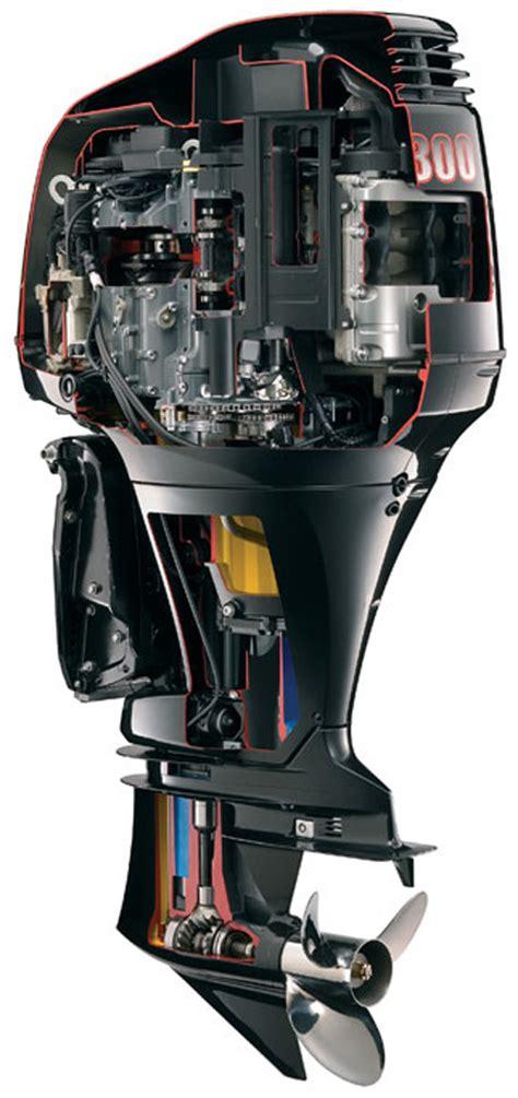 Suzuki Df300 внешний вид двигателя Suzuki Df300 Apx и особенности