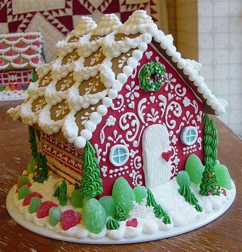gingerbread house designs maisons en pain d 233 pice des r 233 alisations