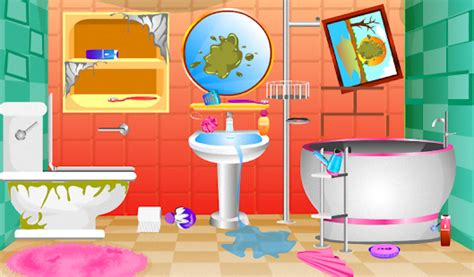 Girls Bathroom Game Bathroom Cleaning Girls Games Apk 2 7 8 Free Casual Apps
