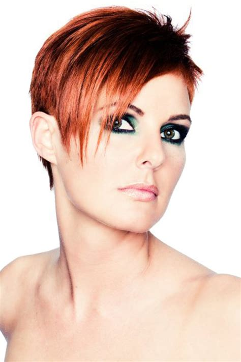 hairstyles for razor cut hair latest short hairstyles trends 2012 2013 short