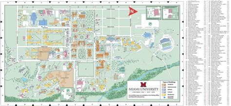 map of miami oxford miami maplets