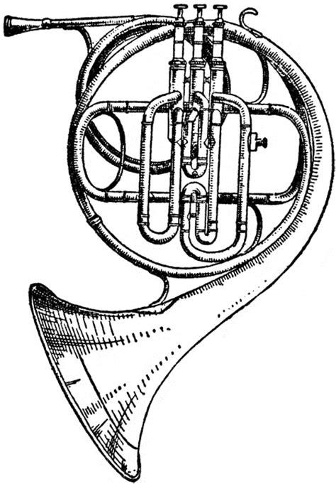 Horn White horn clipart etc