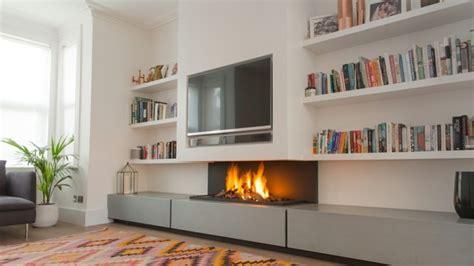 kamin mit fernseher 30 kamin deko tipps f 252 r mehr komfort und gem 252 tlichkeit