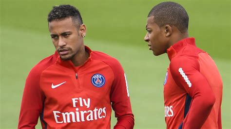 kylian mbappe and neymar kylian mbappe says joining arsene wenger s arsenal was a