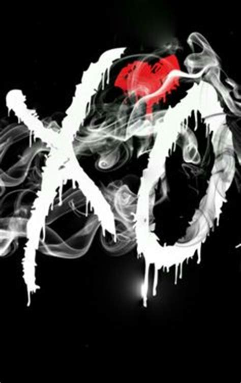 xo iphone wallpaper hd the weeknd on pinterest wicked game kiss land and the