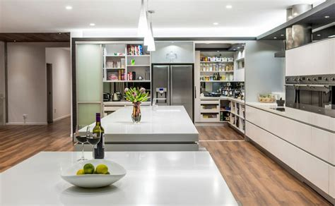 modern kitchen pantry cabinet a diversity of door styles to hide your pantry with