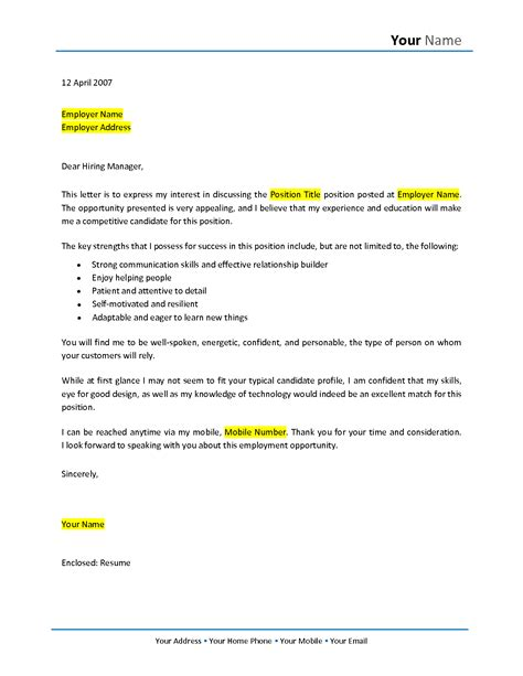 cover letter exles changing careers 10 sle of career change cover letter