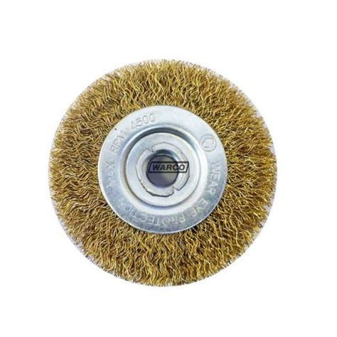 bench grinder brush wheel wire wheel brush bench grinder for small bench grinding