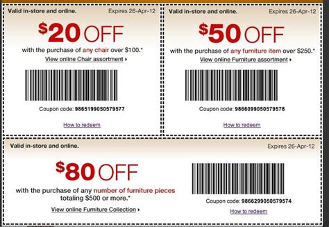 furniture coupon event at staples canadian deals and