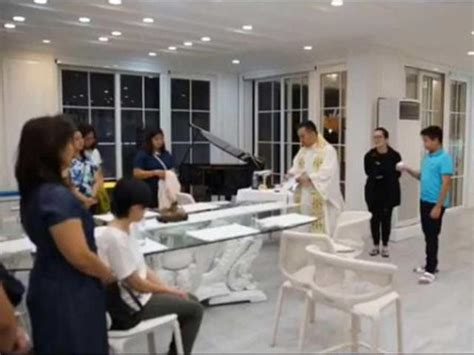 Take A Peak At Kris Aquino S Fabulous Official Wedding Site Of The Kapuso Primetime King And