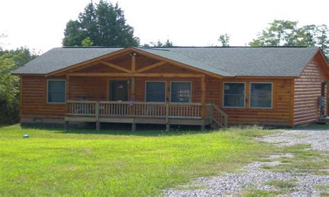 log cabin double wide mobile homes clayton homes modular