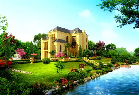 Beautiful house wallpaper   AllWallpaper.in #10490   PC   en