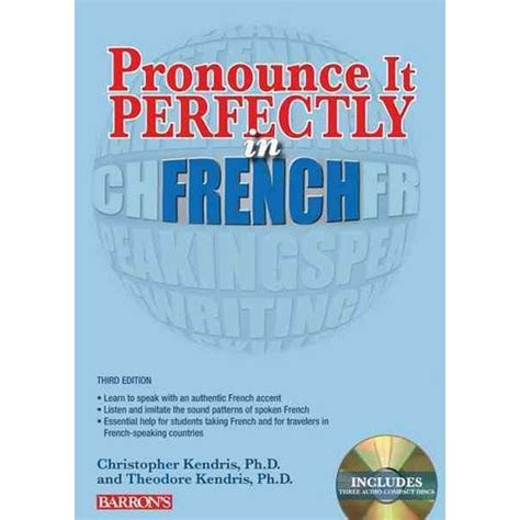pronounce it perfectly in 1438072813 pronounce it perfectly in french