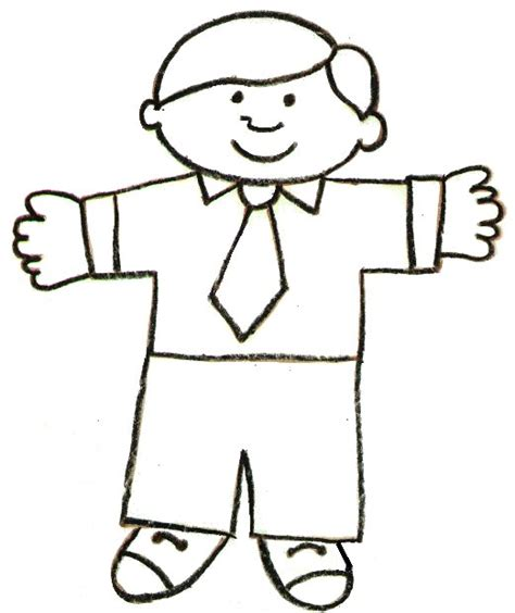 301 Moved Permanently Flat Stanley Template Blank