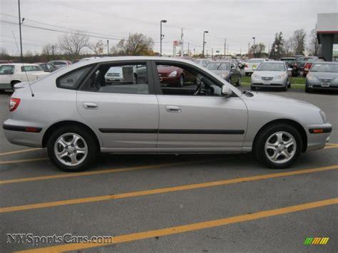 2004 Hyundai Elantra Gt by 2004 Hyundai Elantra Gt Hatchback In Sterling Silver Photo