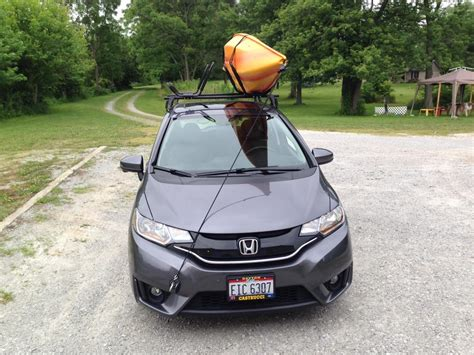 Honda Fit Rack by Roof Rack Page 2 Unofficial Honda Fit Forums