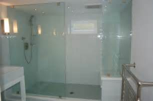 glass walls for shower amazing glass bath construction inc