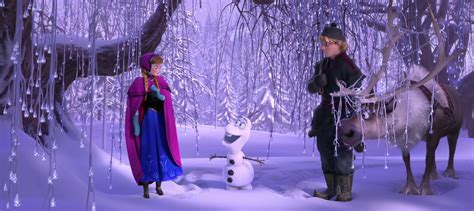 film frozen one year later frozen the dissolve