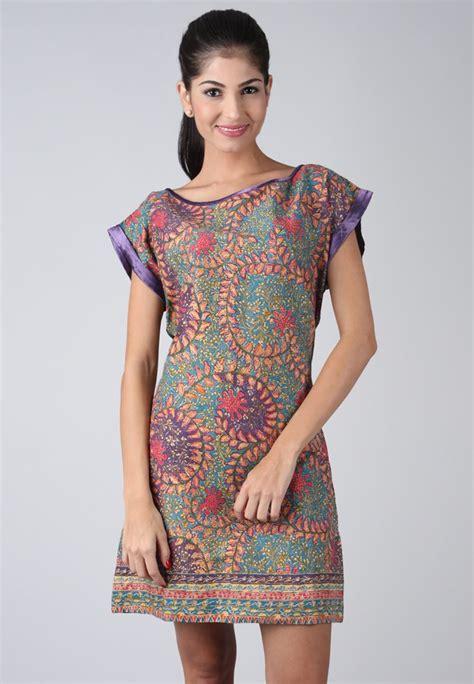Rianty Olinda Batik Dress Brown batik indonesia batik indonesianfashion beautiful