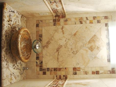 bathroom travertine tile design ideas bathroom archaic image of bathroom decoration using