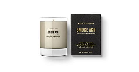best candles smoke ash by baxter of california the 9 best candles for