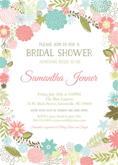 flower design wedding invitation floral baby shower invitations theruntime com