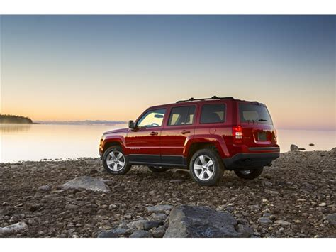 Jeep Patriot Competitors 2014 Jeep Patriot Prices Reviews And Pictures U S News