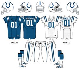 colts colors indianapolis colts
