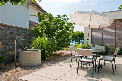 Sitzplatz Im Garten by Fokus Sitzpl 228 Tze Gartenbau Egli Jona Ag