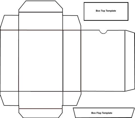 template for a deck of card box box design 2 diy crafts box design box
