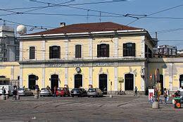 treni porta genova stazione di porta genova