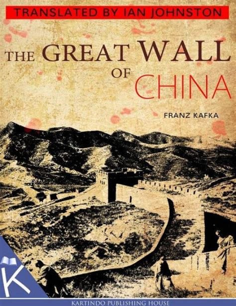 The Wall Mba Barnes And Noble by The Great Wall Of China By Franz Kafka Paperback Barnes
