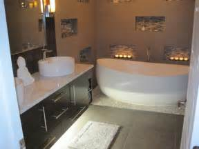 Popular Bathroom Tile by Zen Master Bathroom Contemporary Bathroom Miami By