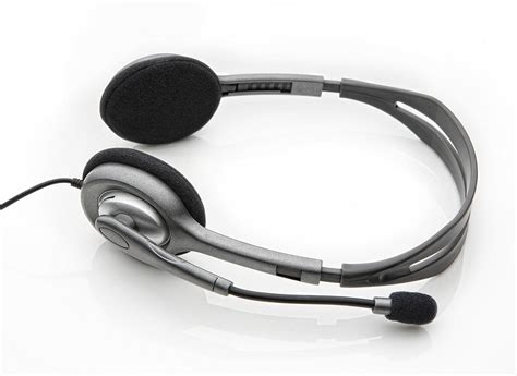 Logitech Stereo Headset H110 logitech stereo headset h110 price in pakistan logitech in pakistan at symbios pk