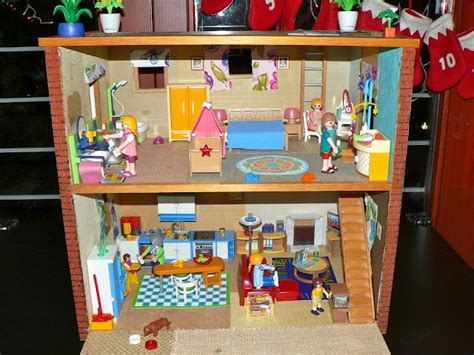 small doll house small world play doll house kids idee pinterest