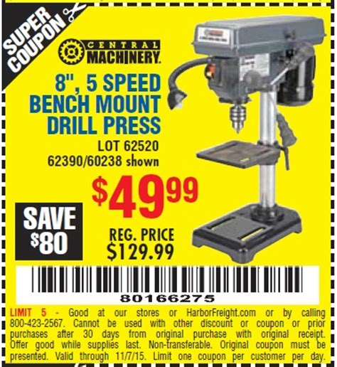 harbor freight bench press harbor freight bench press harbor freight tools coupon database free coupons 25