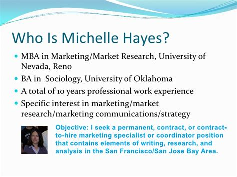 Ou Professional Mba by Visual Marketing Resume
