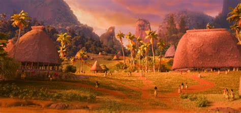film disney village here s what disney did to make moana culturally