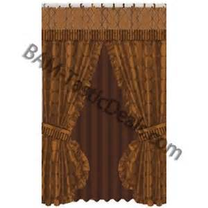Curtains In Jcpenney Swag Shower Curtain Products Buy Fancy Double Swag Shower