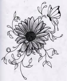 Flower Designs Drawings Flower Drawings On Flower Drawing Drawing Pinterest Flower Drawings Kids