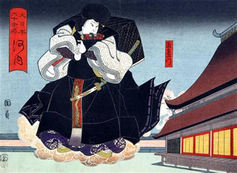 goemon buro 9 most outrageous outlaw heroes bandits oddee